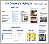 Your Company's Highlights